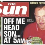 Wayne Rooney apologizes for being pictured looking like hell at a wedding reception