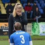 Footballer proposes to assistant referee before Slovakian fifth division match