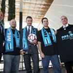 David Beckham confident Miami MLS team will play before 2098