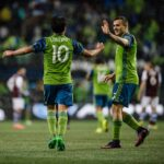 Jordan Morris has the flu