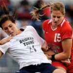When college soccer became a contact sport