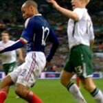 Seven years on and Thierry Henry's infamous handball still follows him