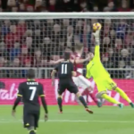 The Victor Valdes save against Chelsea that almost wasn't