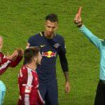 Bundesliga ref shows five cards in 12 seconds