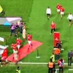 Benfica take sponsorship too far, put airport check-in desk on the pitch
