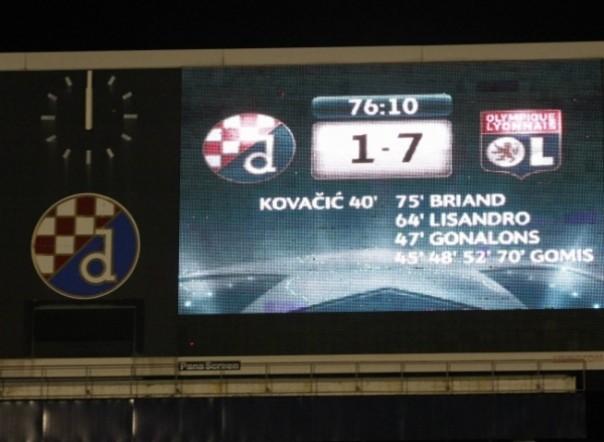 Lyon S Nigh Impossible 2011 Champions League Comeback Howler Magazine