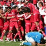 The day Toluca claimed their ninth league title with a shot off the goalkeeper's back
