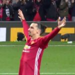 Adrian kicks Zlatan Ibrahimovic in the knee, Zlatan gets his revenge with goals