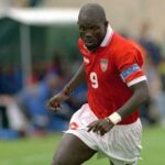 The day George Weah called time on his international career