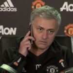 Jose Mourinho answers journalist's phone, doesn't hate life so much anymore