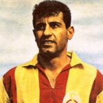 The birth of Metin Oktay, Galatasaray's all-time top scorer