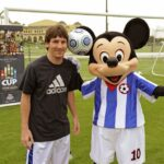 Leo Messi and Mesut Özil have no regrets over the timing of their trip to Disney World
