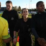 When Amy Fearn became the first woman to referee an English Football League match