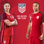 Nike gave the U.S. a hand-me-down red kit