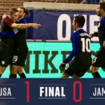 Breaking down the U.S.'s goal against Jamaica