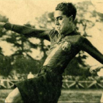 Paulino Alcántara's record-setting debut for Barcelona