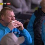 Sutton reserve goalkeeper Wayne Shaw made the most of not playing against Arsenal