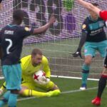 PSV goalkeeper angry at goal-line technology for catching his own goal