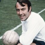 Birthday of Jimmy Greaves, the all-time leading scorer in England's top flight