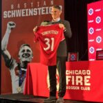 Bastian Schweinsteiger given hero's welcome in Chicago, then gets asked dumbest question imaginable