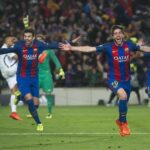 If it continued… (Barcelona v PSG)