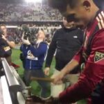 Atlanta United made their man of the match hammer a spike after inaugural loss