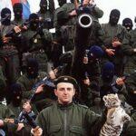 When politics invaded the pitch in Belgrade