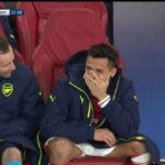 Laughing at Arsenal with Alexis Sanchez