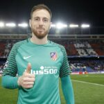 Jan Oblak makes incredible triple save to help Atletico to Champions League quarterfinals