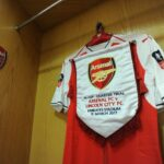 Lincoln City cleaned their dressing room after 5–0 loss to Arsenal