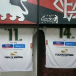 Brazilian club uses shirt numbers to advertise supermarket deals