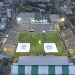 Four months after crash, Chapecoense face opponents who embraced them