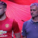 Luke Shaw reveals that Jose Mourinho has been stealing his lunches