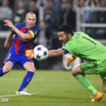 Breaking down Gigi Buffon's game-changing save against Andrés Iniesta