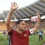 Rome flooded with tears after Francesco Totti plays his final match