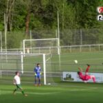 The most magnificent own goal you might ever see