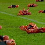Rosario Central fans throw dolls on pitch, forcing match to be halted