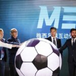 There's going to be a Leo Messi amusement park in China