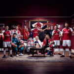 Arsenal unveil new home kit with strange press release