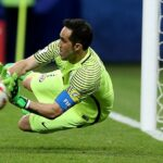 Claudio Bravo's long con pays off with three penalty saves against Portugal