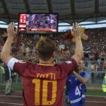 Francesco Totti had a weird idea for his final match withRoma