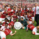 Arsenal complete historic preseason treble