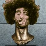 There was so much happening with Marouane Fellaini's head during the UEFA Super Cup