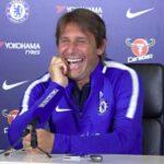 Antonio Conte laughs at the unimaginable pain of Diego Costa