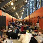 Houston Dynamo turn stadium into hurricane relief hub