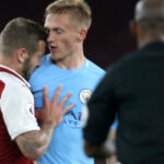 Jack Wilshere shows he's still got it by getting sent off for fighting Man City U-23s