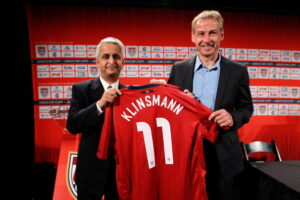 Gulati and Klinsmann