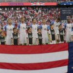 Finding a glimpse of encouragement in the US's loss to Costa Rica