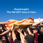 What's inside the Fall 2017 issue of Howler
