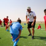 Finding a common bond of soccer and celebrations in the Zaatari refugee camp